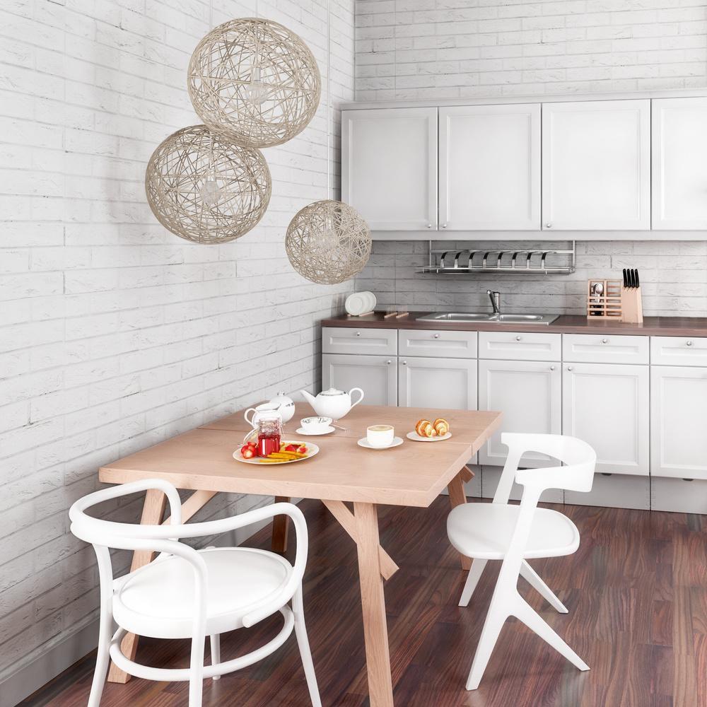 White Brick Tile Cladding Mattone Bianco