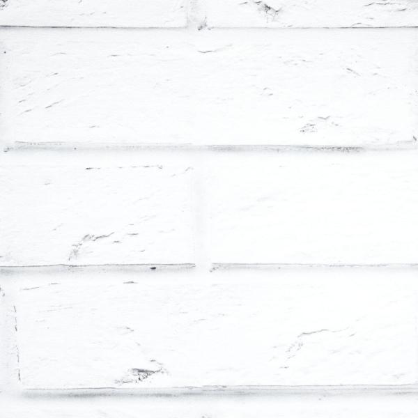 White brick cladding wall panels - Mattone Bianco by Vox.