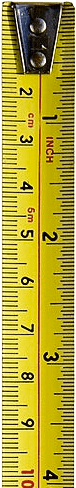 Measure thickness