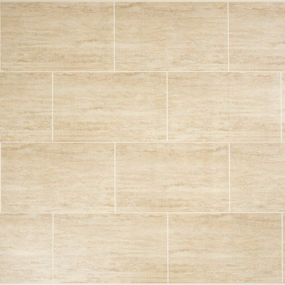 Travertine Tile Effect Cladding 8mm X 250mm 2800mm Free Delivery Over 49