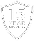 Showerwall 15 year guarantee