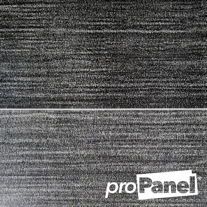 PROPANEL® 8mm large Modern Tile Anthracite Grey close up