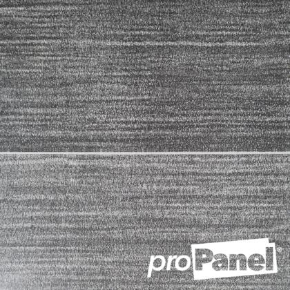 PROPANEL® 8mm large Modern Tile Anthracite Grey close up