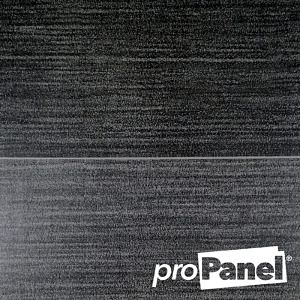 PROPANEL® 8mm large Modern Tile Graphite Grey close up