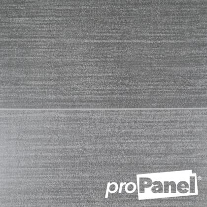 PROPANEL® 8mm large Modern Tile Graphite Grey close up