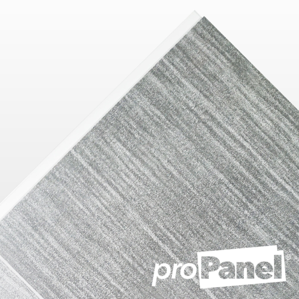 PROPANEL® 8mm large Modern Tile Graphite Grey