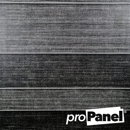 PROPANEL® 8mm small Modern Tile Anthracite Grey close up