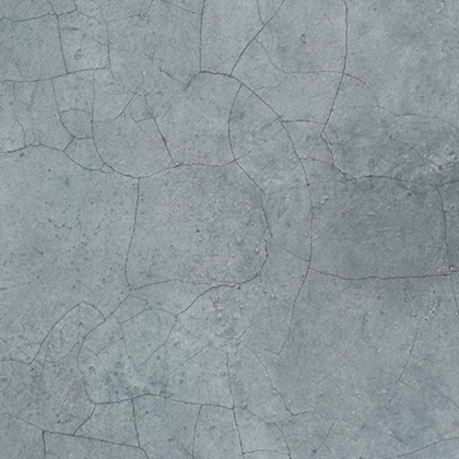 Close up sample of Cracked Grey Showerwall