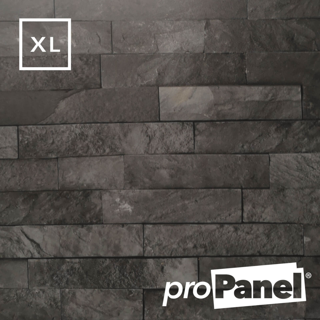 Slate Brick Slip Xl 1m Wide Shower Wall Panel 10mm X 1000mm X 2400mm Xl 1m Wide Shower Wall Panel Xl8 10mm X 1000mm X 2400mm