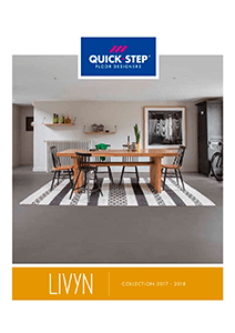 Quick-Step Livyn flooring brochure