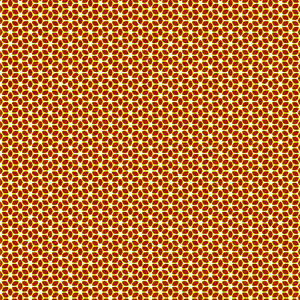 Close up sample of Retro Acrylic Showerwall