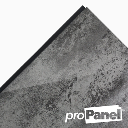 PROPANEL® 5mm Grey Metallic Ash