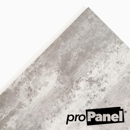 PROPANEL® 5mm Light Grey Metallic Ash