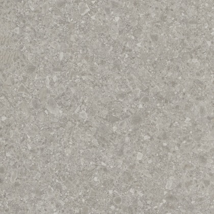 Close up sample of Stone Terrazzo Showerwall